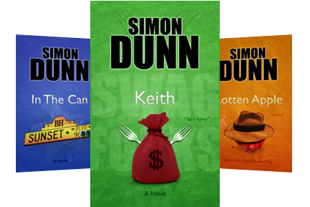 Keith: A Novel by Simon Dunn