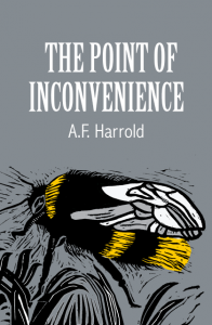 Point Of Inconvenience by A.F. Harrold