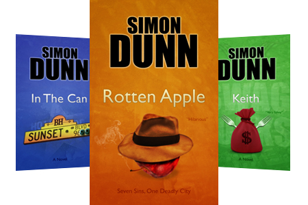 Rotten Apple by Simon Dunn