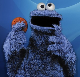 A tenuous excuse to post a photo of a Muppet.