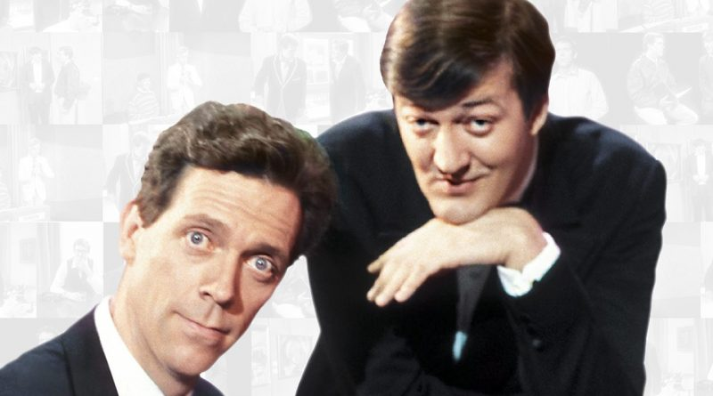 A (Different) Bit Of Fry & Laurie