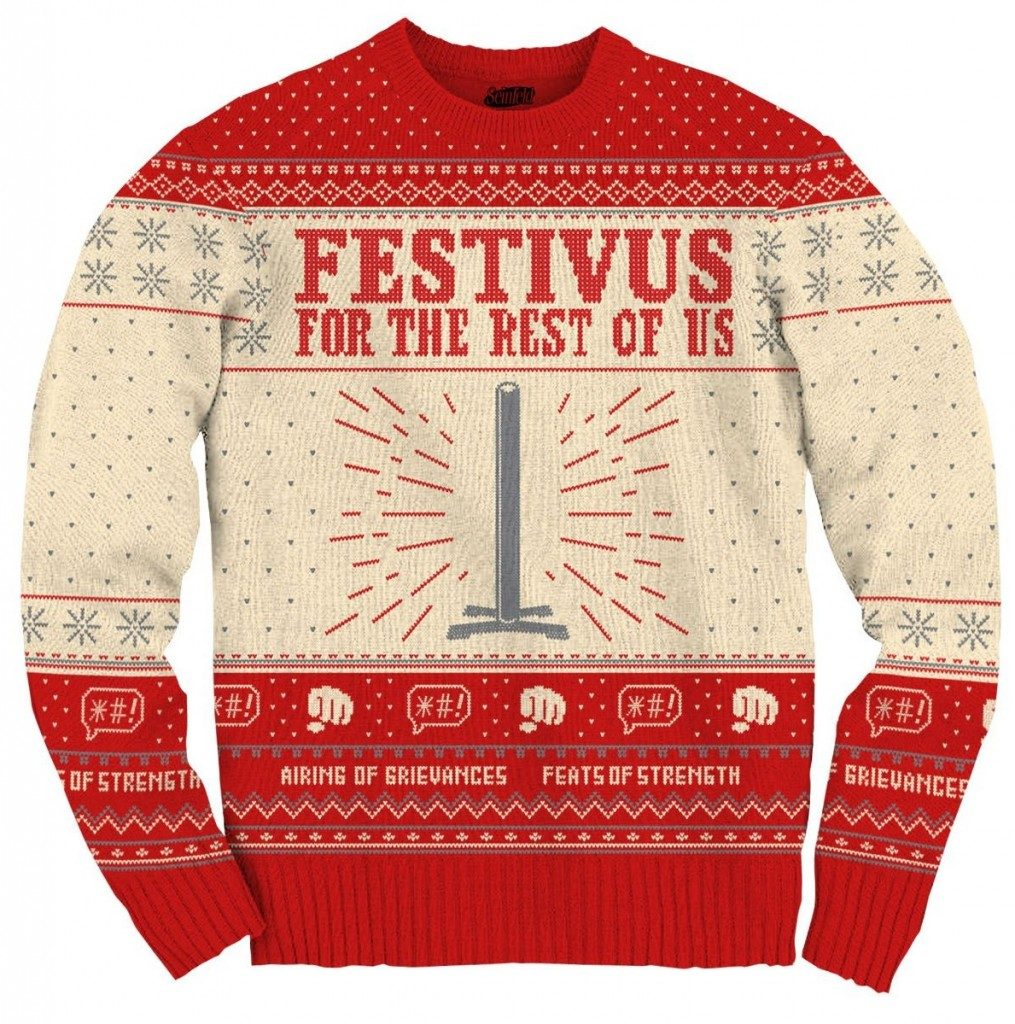 festivus is a real thing that writer dan okeefes father invented including the airing of grievances