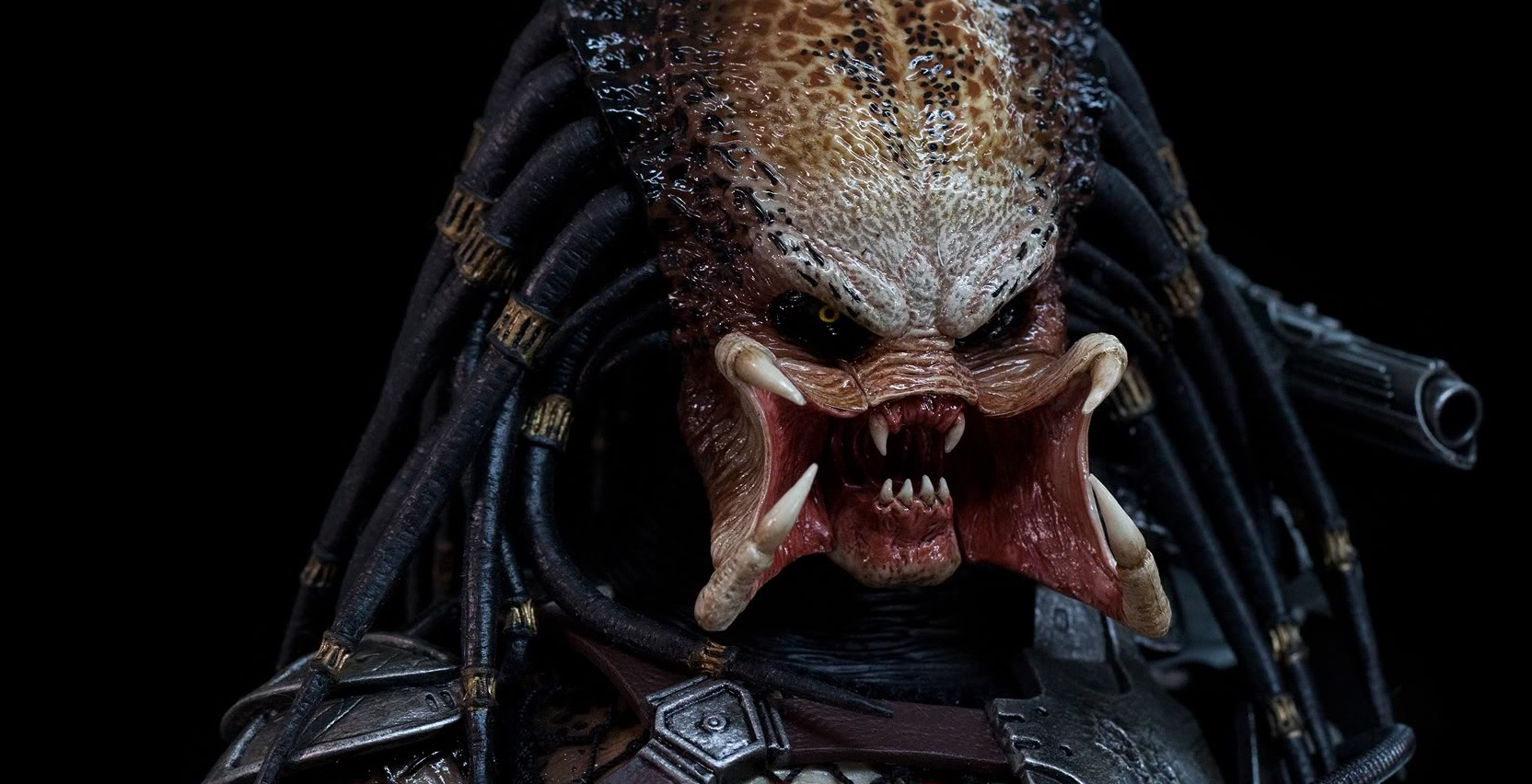 How The Predator Got His Voice