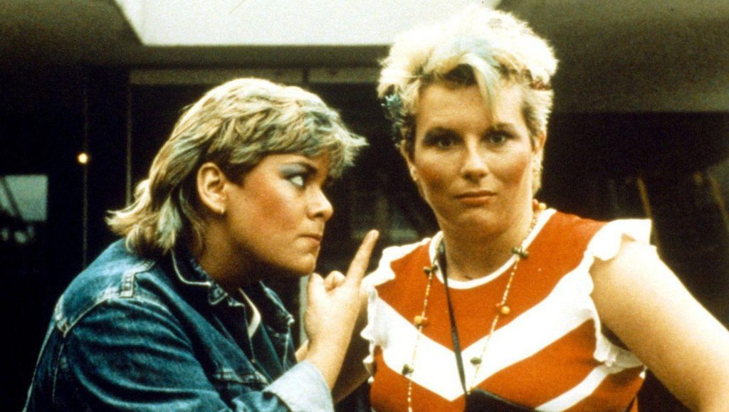 French, Saunders And Wogan