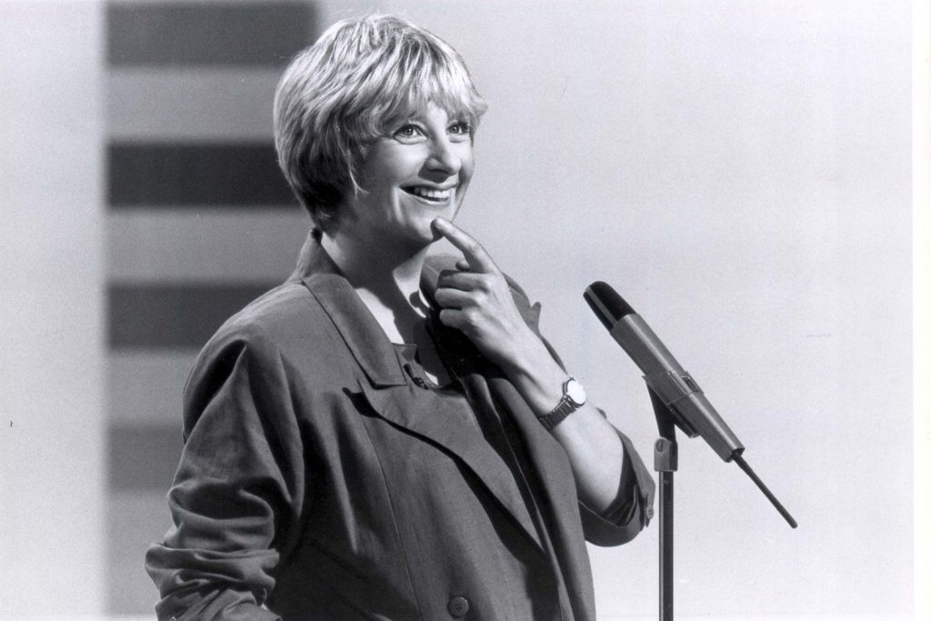 Victoria Wood On Sunday Night Clive