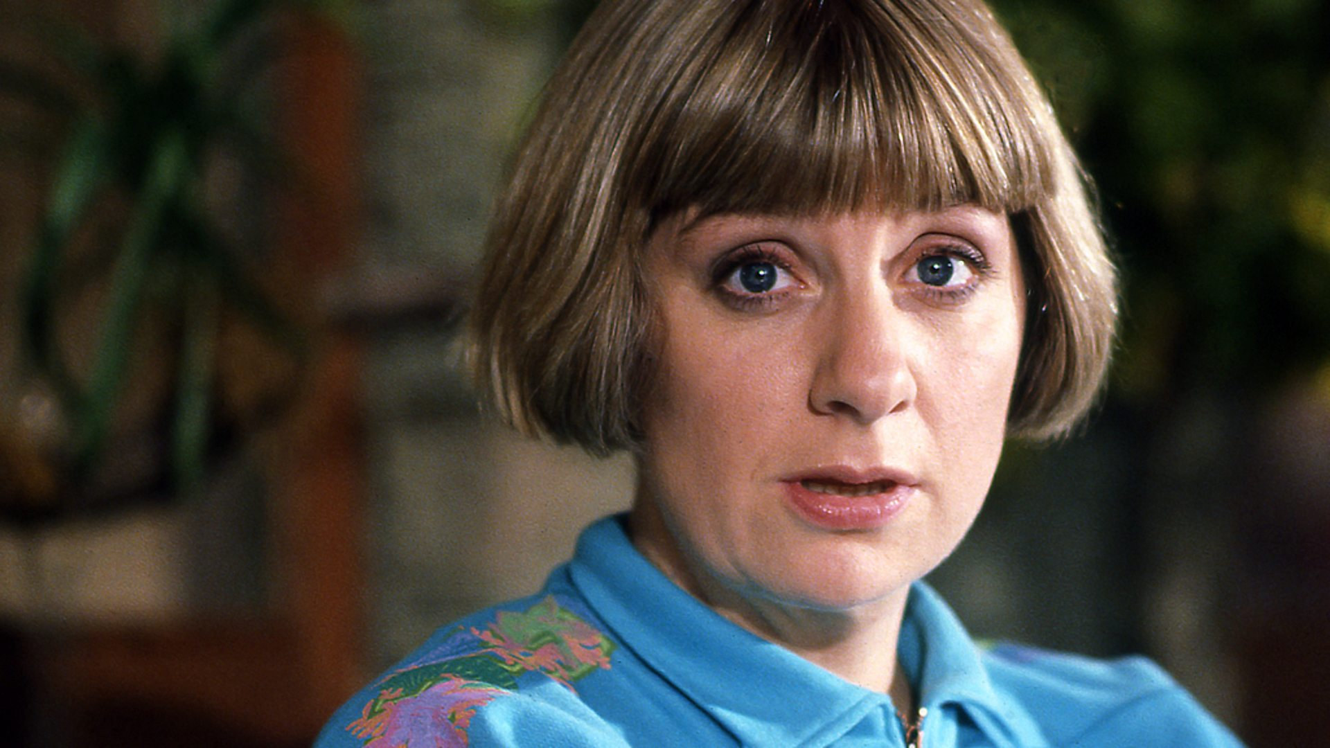 Victoria Wood On Wogan