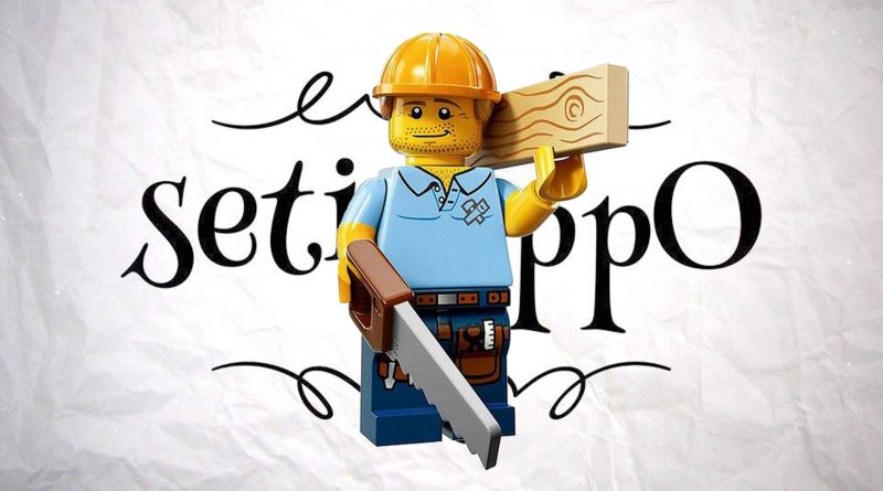 What's The Opposite Of A Lego Mini Figure?