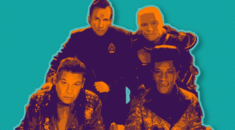 Comedy Connections: Red Dwarf