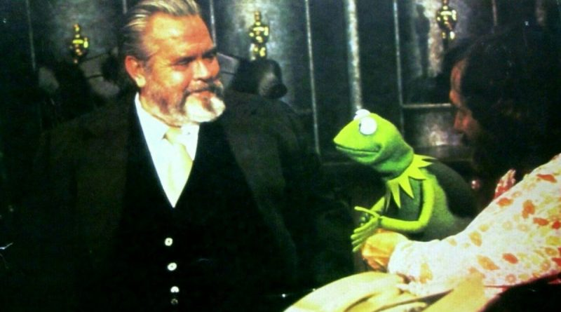 The Muppets On The Orson Welles Show