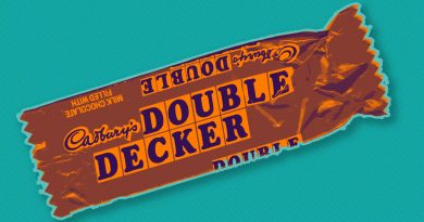 Double Deckers Used To Have Raisins